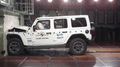 Nuova Jeep Wrangler: una stella Euro NCAP, servono più ADAS - Immagine: 1