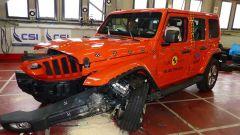 Nuova Jeep Wrangler: una stella Euro NCAP, servono più ADAS - Immagine: 4