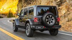 Jeep Wrangler, quale versione scegliere? Guida all'acquisto - Immagine: 4