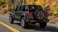 Jeep Wrangler, quale versione scegliere? Guida all'acquisto - Immagine: 5