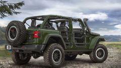 Nuova Jeep Wrangler 4xe Performance Parts: foto e prezzi