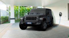 """Wrangler 4xe Performance Parts: una Jeep """"green"""" pronta a tutto  - Immagine: 2"""