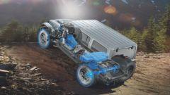 """Wrangler 4xe Performance Parts: una Jeep """"green"""" pronta a tutto  - Immagine: 4"""