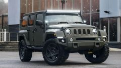 Nuova Jeep Wrangler Black Hawk Expedition