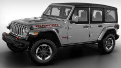 Jeep Wrangler Half-Door, viaggiare cabrio è ancora più selvaggio - Immagine: 3