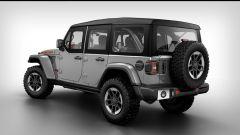 Jeep Wrangler Half-Door, viaggiare cabrio è ancora più selvaggio - Immagine: 4
