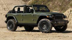 Nuova Jeep Wrangler Willys (2022): dotazioni, prezzo, quando esce