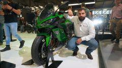 A EICMA 2019 Kawasaki presenta la nuova Ninja 1000SX  - Immagine: 2