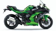 Nuove Kawasaki H2 SX e SX SE: le sport touring col turbo [VIDEO]  - Immagine: 5