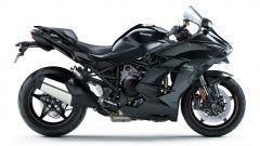 Nuove Kawasaki H2 SX e SX SE: le sport touring col turbo [VIDEO]  - Immagine: 7