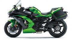 Nuove Kawasaki H2 SX e SX SE: le sport touring col turbo [VIDEO]  - Immagine: 8