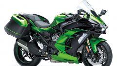 Nuove Kawasaki H2 SX e SX SE: le sport touring col turbo [VIDEO]  - Immagine: 4