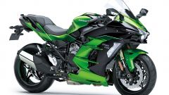 Nuove Kawasaki H2 SX e SX SE: le sport touring col turbo [VIDEO]  - Immagine: 9