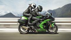 Nuove Kawasaki H2 SX e SX SE: le sport touring col turbo [VIDEO]  - Immagine: 10