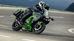 Nuove Kawasaki H2 SX e SX SE: le sport touring col turbo [VIDEO]  - Immagine: 11