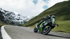 Nuove Kawasaki H2 SX e SX SE: le sport touring col turbo [VIDEO]  - Immagine: 13
