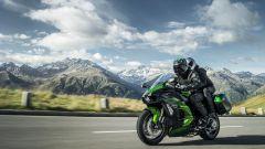 Nuove Kawasaki H2 SX e SX SE: le sport touring col turbo [VIDEO]  - Immagine: 14