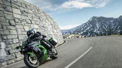 Nuove Kawasaki H2 SX e SX SE: le sport touring col turbo [VIDEO]  - Immagine: 15