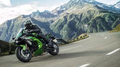 Nuove Kawasaki H2 SX e SX SE: le sport touring col turbo [VIDEO]  - Immagine: 16