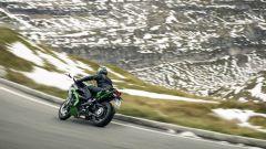 Nuove Kawasaki H2 SX e SX SE: le sport touring col turbo [VIDEO]  - Immagine: 17