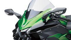 Nuove Kawasaki H2 SX e SX SE: le sport touring col turbo [VIDEO]  - Immagine: 30
