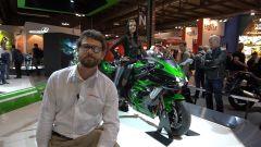 Nuove Kawasaki H2 SX e SX SE: le sport touring col turbo [VIDEO]  - Immagine: 1