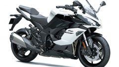 Nuova Kawasaki Ninja 1000sx: nella colorazione bianco/grigio