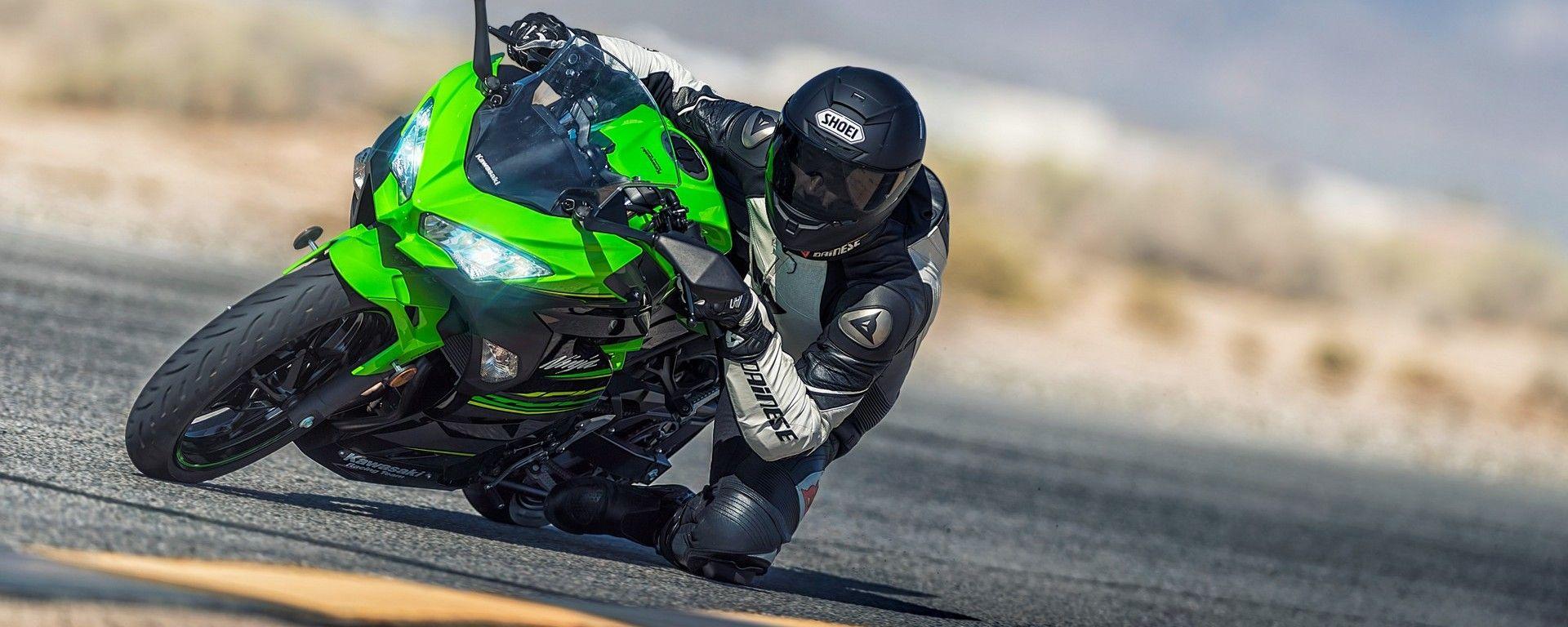 Nuova Kawasaki Ninja 400: correrà nei campionati superspot e MotoEstate