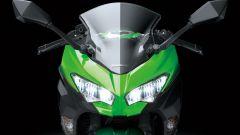Nuova Kawasaki Ninja 400: i fari sono Full LED
