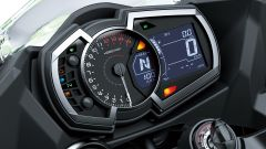 Nuova Kawasaki Ninja 400: la strumentazione è la stessa della Ninja 650