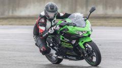 Nuova Kawasaki Ninja 400: prova su strada e in pista - Immagine: 2