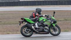 Nuova Kawasaki Ninja 400: prova su strada e in pista - Immagine: 5