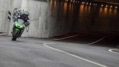 Nuova Kawasaki Ninja 400: prova su strada e in pista - Immagine: 6