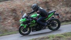 Nuova Kawasaki Ninja 400: prova su strada e in pista - Immagine: 8