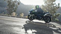 Nuova Kawasaki Ninja 650 2020 è diventata più comoda per il passeggero
