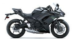 Nuova Kawasaki Ninja 650 2020: in colorazione nera
