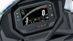 Nuova Kawasaki Ninja 650 2020: la nuova strumentazione digitale TFT