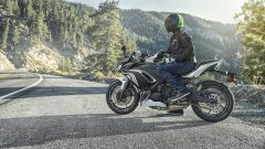 Nuova Kawasaki Ninja 650 2020: la posizione in sella non è estrema