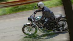 Kawasaki W800: mix di classico e moderno in video a Eicma - Immagine: 11