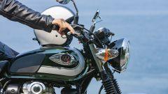 Kawasaki W800: mix di classico e moderno in video a Eicma - Immagine: 13