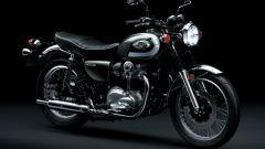 Kawasaki W800: mix di classico e moderno in video a Eicma - Immagine: 22