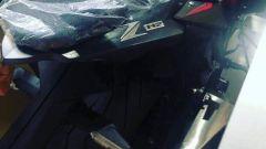 Nuova Kawasaki Z-H2: il codino