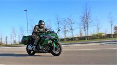 Nuova Kawasaki Z1000SX Tourer