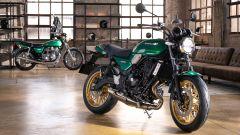 Nuova Kawasaki Z650RS: prezzo, scheda tecnica, foto