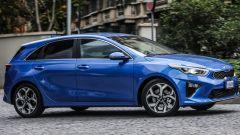 Nuova Kia Ceed 2018: alla prova il 1.4 TGDi con il cambio 7DCT