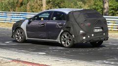 Nuova Kia Ceed GT 2019: vista 3/4 posteriore