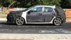Nuova Kia Ceed GT 2019: vista laterale