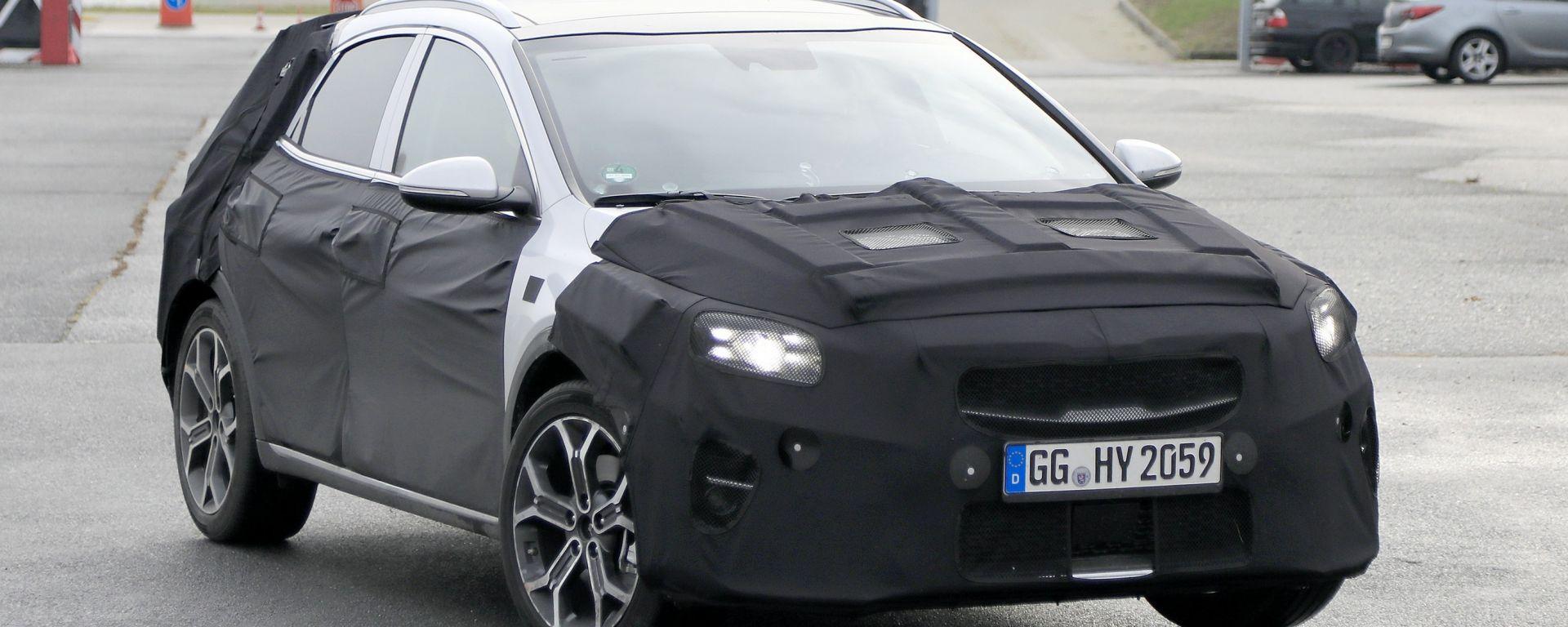 Nuova Kia Ceed: in arrivo una versione SUV?