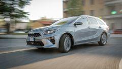 Kia Ceed Sportswagon 1.6 diesel e cambio DCT: la station wagon ritorna in auge  - Immagine: 4