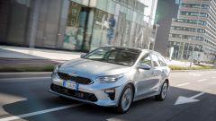 Kia Ceed Sportswagon 1.6 diesel e cambio DCT: la station wagon ritorna in auge  - Immagine: 1